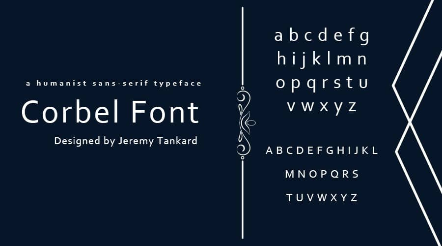 Corbel Font Free Download