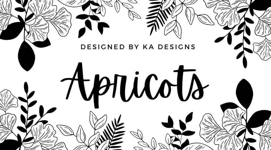 Apricots Font Free Download