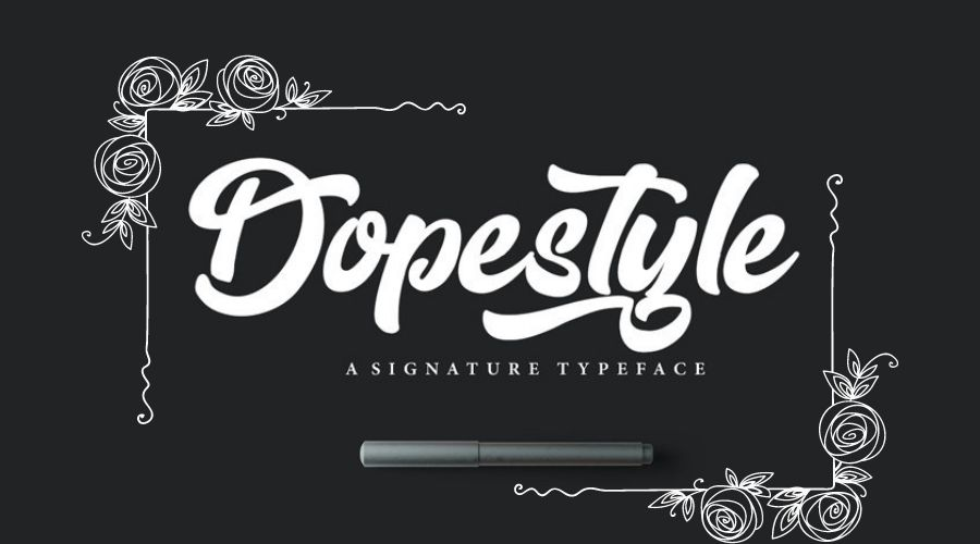 Dopestyle Font Free Download