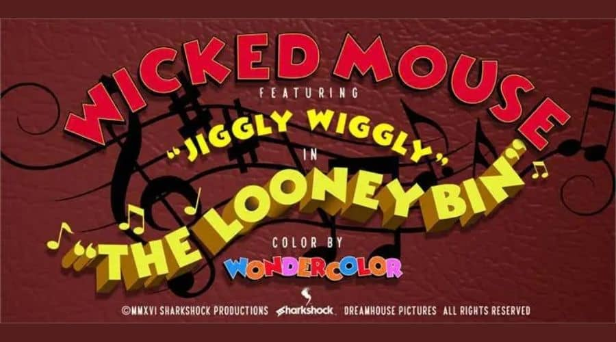 Wicked Mouse font Free Download
